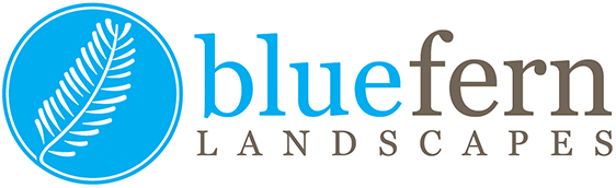 Blue Fern Landscapes LTD Logo